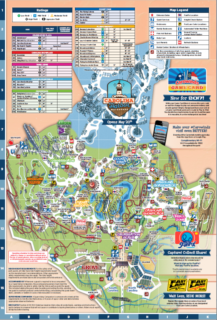 map of carowinds with Carowinds Fury 325 Intimidator Charlotte Nc on Oakford Park besides H tonville together with Phillip Phillips John Mayer At The Gorge A Match Made In Concert Heaven also 613 further 18126.
